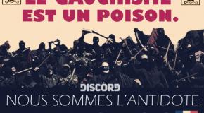 Quand l'extrême droite plagie les antifascistes