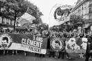 Photos de la manifestation pour Clément, 14 septembre 2018