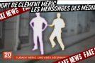 Mort de Clément Méric : les mensonges des médias