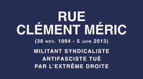 Clément : hommage rue Havre Caumartin