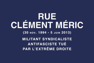 Rennes : Clément Méric, rassemblement antifasciste @ Rennes | Bretagne | France