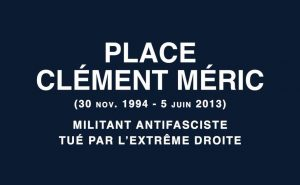 Orléans : Clément Méric, rassemblement antifasciste @ Orléans | Centre-Val de Loire | France