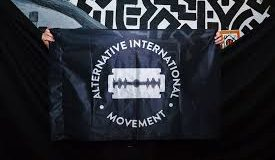Alternative International Movement : contre-culture et antifascisme