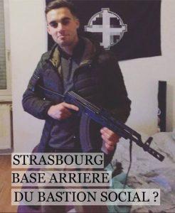 Valentin Linder du Bastion Social de Strasbourg