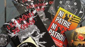 Le label Déviance sort une compilation de soutien à la Horde