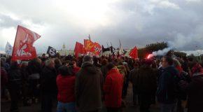 Ouistreham : rassemblement réussi face à l'extrême droite
