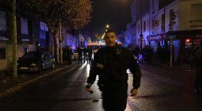 Montreuil : la police assure la sécurité d'un spectacle de Dieudonné