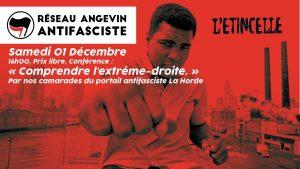 Angers : Comprendre l'extrême-droite @ L'Etincelle | Angers | Pays de la Loire | France