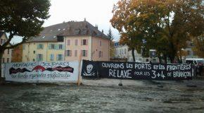 Procès des 3+4 de Briançon : État raciste et justice politique. Le procès d'un délit de solidarité
