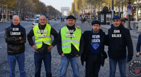 Paris : des antisémites sous les gilets jaunes