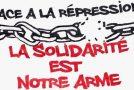 Solidarité avec les camarades antifascistes lyonnais !