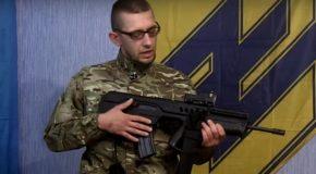 Ukraine : des joujoux occidentaux pour les nazillons d'Azov