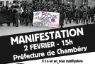 Chambéry : manifestons contre le Bastion social