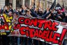 Lille : succès de la manifestation contre la soirée raciste de la Citadelle