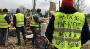 Gilets jaunes : la politique revient dans la rue