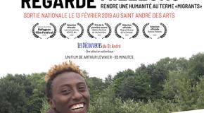 Interview du réalisateur du documentaire Regarde Ailleurs