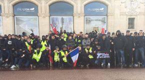 Lyon : refusons l'encadrement fasciste de nos manifs !