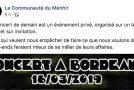 Bordeaux : vent de panique dans l'organisation du concert néonazi