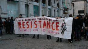Dijon : une agression par Génération identitaire