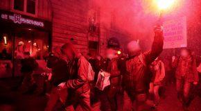 Dijon : Face aux fascistes, la riposte continue !