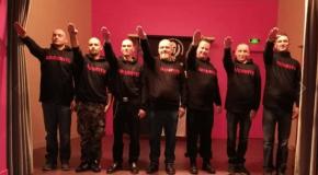 """La DNR : des néonazis, pas """"une association nationaliste à but caritatif"""", contrairement à ce que laisse dire une certaine presse"""