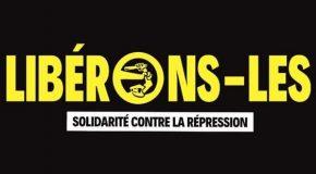 Paris : Soutien aux militant·e·s antifascistes inculpé·e·s et incarcéré·e·s