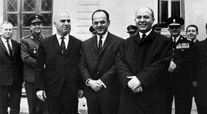 L'extrême droite au pouvoir : l'expérience grecque (1967-1974)