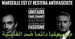 Marseille : Contre Ravier et Zemmour !