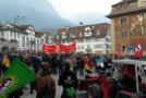 Suisse : Schwytz manifestation antifasciste du 13 avril 2019