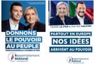 """Aux européennes, ça se bouscule à l'extrême droite (1) : les """"souverainistes"""""""
