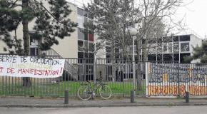 Caen : non à l'expulsion du squat du Marais