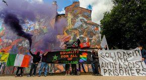 """4e édition du """"Jour de la solidarité avec les prisonniers antifascistes"""""""