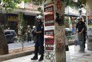 Grèce : Exarcheia sous occupation policière