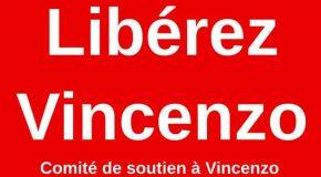 Rennes : Soutien à Vincenzo Vecchi – rassemblement mercredi 14 août