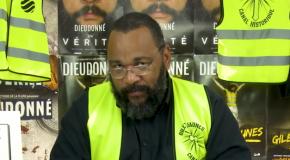 Nantes : Dieudonné, antisémites, hors de nos villes !