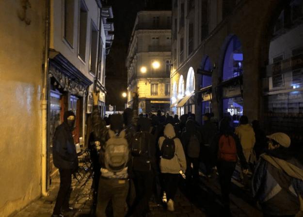 Rennes : la réunion de l'Action Française délocalisée sous protection policière