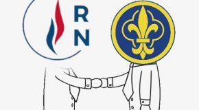 Saint-Etienne : le RN accueille l'action française dans ses locaux
