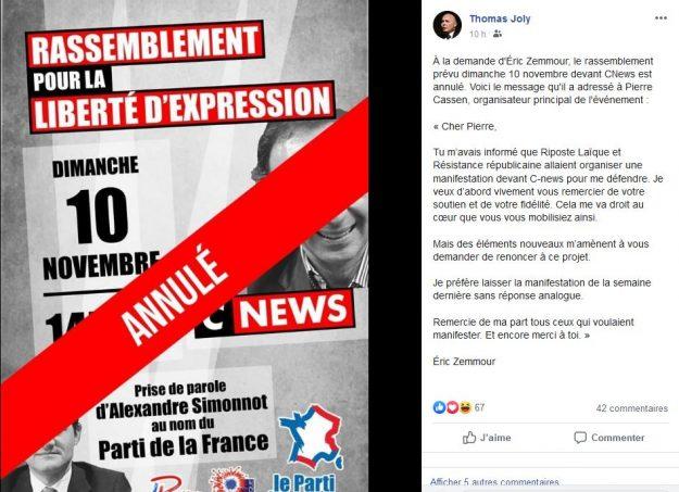 Parti de la France : une nouvelle équipe de perdants
