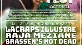 Lyon Antifa Fest – Acte VII