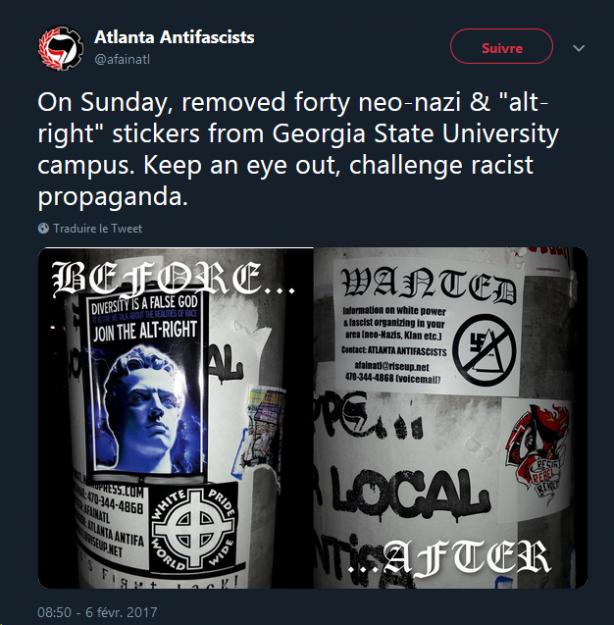 Monter un groupe antifasciste (1) – traduction d'It's Going Down