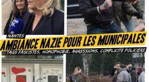 Nantes : Ambiance nazie pour les municipales