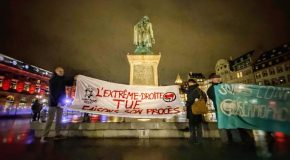 Strasbourg : Non au local fasciste à Ostwald