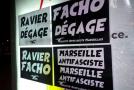 Marseille : rassemblement contre les voeux de Ravier