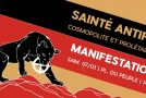 Saint-Etienne : Manifestation Antifasciste et Anticapitaliste