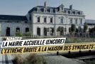 Nantes : Extrême droite à la maison des syndicats, résistance et coup de matraque