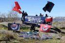 Suède : les antifascistes confisquent le matériel de défense du mouvement nazi NMR