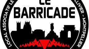 Montpellier : Bris de vitrine du local associatif Le Barricade, agression de journalistes, l'extrême-droite en roue libre sous l'œil bienveillant de la police