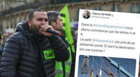 Face au racisme et à l'extrême droite, solidarité des cheminots avec Anasse Kazib !