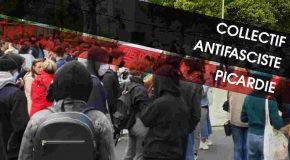 Naissance du Collectif Antifasciste Picardie