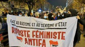Face au racisme et au sexisme d'état : riposte féministe antifasciste